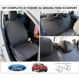 FODERE COPRISEDILI Su Misura per Ford Ecosport Fodera FODERINE COMPLETE VARI COLORI
