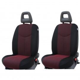 Coppia Coprisedili Specifici Ford B-Max Fodere Foderine Solo Anteriori Colore 37