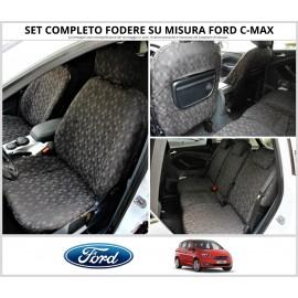 FODERE COPRISEDILI Su Misura per Ford C-Max Fodera FODERINE COMPLETE VARI COLORI