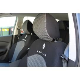 FODERE COPRISEDILI Su Misura per Renault Kadjar Fodera FODERINE COMPLETE VARI COLORI