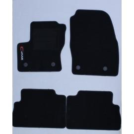 Tappeti Tappetini Su Misura Set Completo Ford C-MAX (10 fino a 15) 7Posti