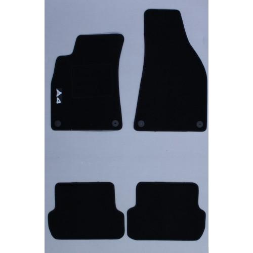 Tappeti Tappetini Su Misura Set Completo Audi A4 (08 fino a 15) - 1