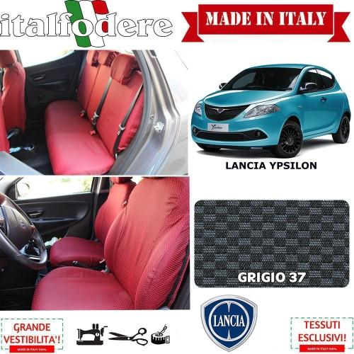FODERE COPRISEDILI Su Misura per Lancia Ypsilon Fodera FODERINE COMPLETE Colore 37