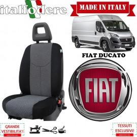 Coprisedile solo lato guida Fiat Ducato Fodere Foderine Solo Anteriore Colore 37