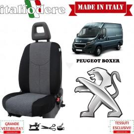 Coprisedile solo lato guida Peugeot Boxer Fodere Foderine Solo Anteriore Colore 37