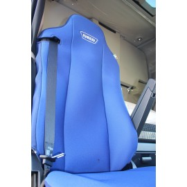 FODERE COPRISEDILI Su Misura per Iveco Trakker Fodera FODERINE COMPLETE Colore Blu