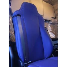 FODERE COPRISEDILI Su Misura per Mercedes Truck Fodera FODERINE COMPLETE Colore Blu