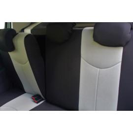 FODERE COPRISEDILI Su Misura per Dacia Duster Fodera FODERINE COMPLETE Colore 37