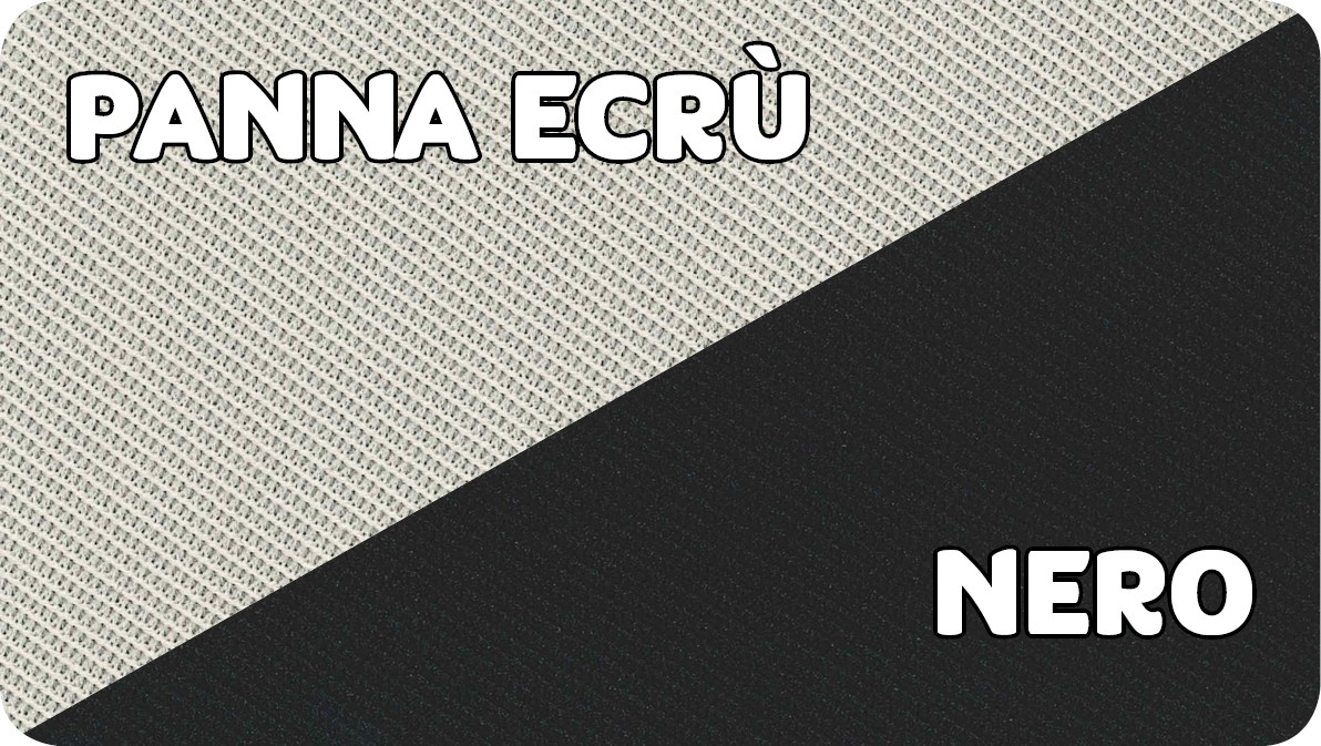 Ecru-Nero