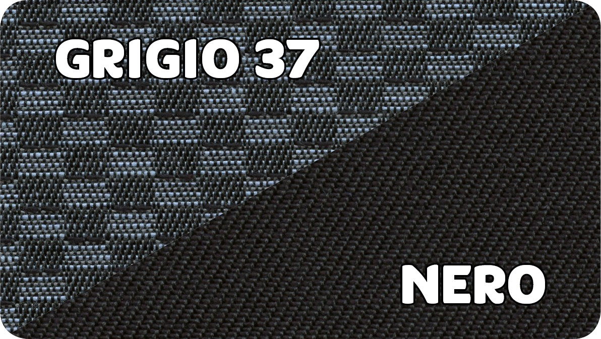Grigio 37-Nero