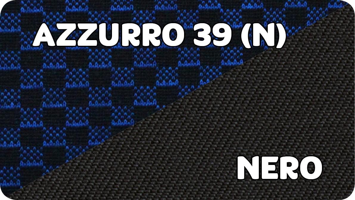 Azzurro 39 N-Nero
