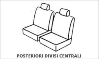 Posteriori Divisi Centrali